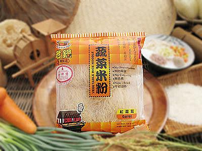 阿邦小鋪~{美綠地}老鍋米粉~(胡蘿蔔/綠藻/陽春/芋頭/菠菜/牛旁)220g/包