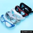 潛水鏡 泳鏡男女式高清大框防水防霧游泳眼鏡平光透明成人專業潛水鏡護目