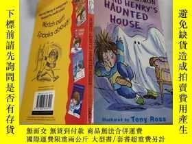 二手書博民逛書店horrid罕見henry s haunted house: 可怕的亨利鬼屋Y212829