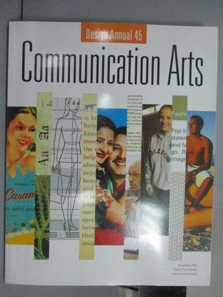 【書寶二手書T6/收藏_PPX】Communication Art_2004/11_321期