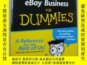 二手書博民逛書店Starting罕見an eBay Business for D