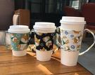 日系柴犬環保飲料提袋 咖啡杯套 超可愛【...