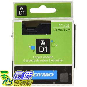 [美國直購] DYMO 53271 Standard D1 Self-Adhesive Polyester Tape for Label Makers 1inch x 23 標籤紙