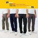 【盛夏折扣】KUPANTS 涼感工作褲 夏日輕薄雙扣款 多口袋側口袋工作褲男裝素面長褲