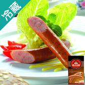 台畜德式香腸-黑胡椒480g【愛買冷藏】