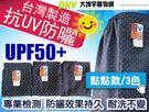 G-521D 台灣製 抗UV仿牛仔布點點遮陽裙 耐洗不變 防曬最持久UPF50+