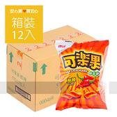 【聯華】酷辣可樂果57g,12包/箱,植物五辛素