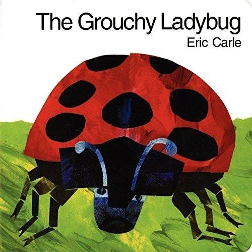 THE GROUCHY LADYBUG /硬頁書《時間.大小.形狀.品格》