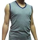 HANG TEN精典時尚型男彩色寬肩背心6件組(隨機取色)