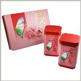 [杉林溪茶葉生產合作社] 【高山烏龍茶禮盒 】 300g*2罐 送禮禮盒 下殺↘699 (限量款)