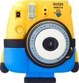 【WowLook】限量版 小小兵拍立得 富士 Minion Instax mini 8 Instant Film 相機