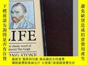 二手書博民逛書店Lust罕見for Life(英文原版,梵高傳)Y271942 Irving Stone (Author) M