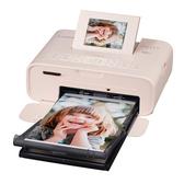 【聖影數位】Canon SELPHY CP-1200 粉色 熱昇華相片列印機 WiFi 傳輸列印 功能編輯 公司貨 6期0利率