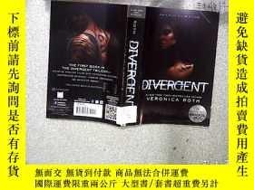 二手書博民逛書店Divergent:Veronica罕見Roth (編號03)Y