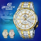 CASIO 卡西歐 手錶專賣店 EDIFICE EFR-106SG-7A9 男錶 不鏽鋼指針錶帶 日期/星期