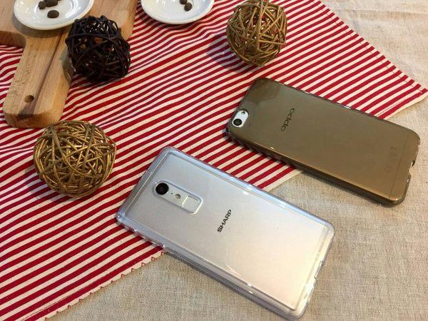 『矽膠軟殼套』富可視 InFocus M810 M812 透明殼 背殼套 果凍套 清水套 手機套 手機殼 保護套 保護殼