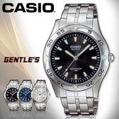 CASIO手錶專賣店 卡西歐  MTP-1243D-1A 男錶  礦物防刮玻璃 日常生活防水 刻度夜光 不鏽鋼外殼錶帶