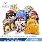 迪士尼 束口袋 米奇 米妮 維尼 奇蒂 史迪奇 TSUM【DS0044】 熊角色流行生活館