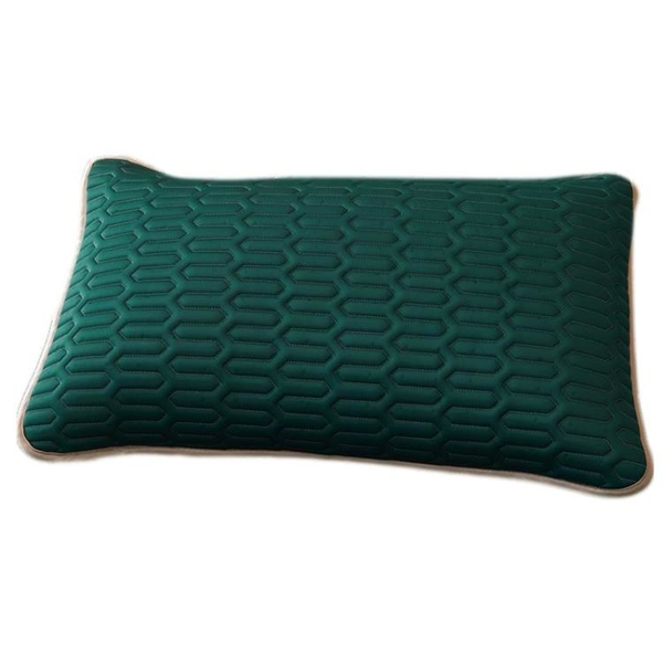 夏季冰絲枕套涼席枕芯套枕席片藤涼席枕套大號單人乳膠枕頭套一對 設計師生活百貨