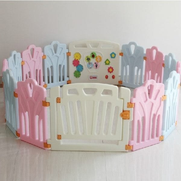 麻麻乖寶貝安全圍欄 遊戲圍欄 嬰兒護欄 寶寶柵欄 護欄12+2