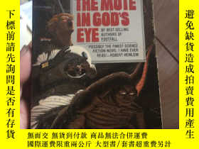 二手書博民逛書店THE罕見MOTE IN GODS EYE13209 THE M