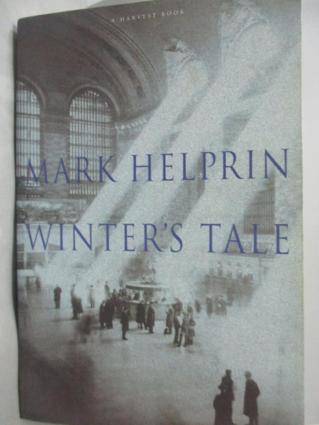 【書寶二手書T3/一般小說_QIR】Winter s Tale_Helprin, Mark