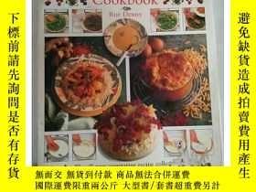 二手書博民逛書店罕見~ 外文書 The New Vegetarian Cookbook: The All-New VeY205