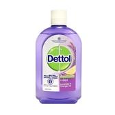 (含運:團購優惠組:每組4份)英國皇室御用Dettol 殺菌地板(地面)清潔液- 薰衣草清香