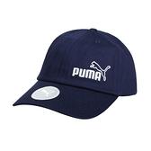 PUMA 基本系列棒球帽(純棉 帽子 防曬 遮陽 鴨舌帽 老帽「02254327」≡排汗專家≡