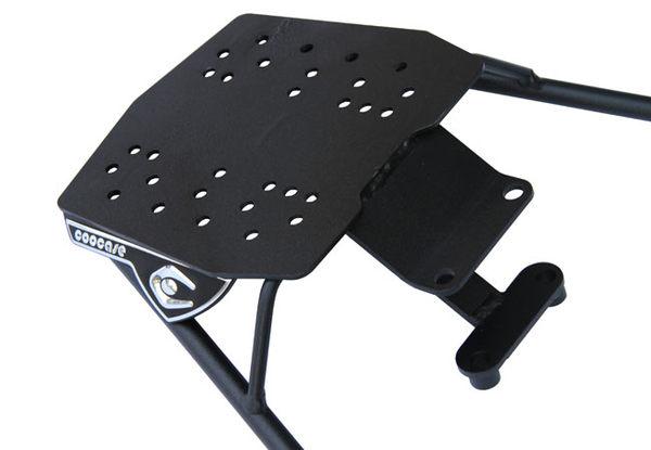 KYMCO 光陽機車 XCITING後行李箱支架組(雙燈車款適用)
