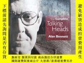 二手書博民逛書店The罕見Complete Talking Heads (英文原