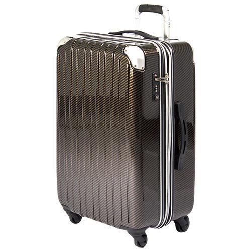 MOM 拉鍊PC硬殼行李箱 (HINOMOTO日本靜音輪/海關鎖) 24吋 旅行箱 MF5409
