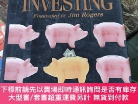 二手書博民逛書店英文原版罕見Contrarian Investing: Buy and Sell When Others Won