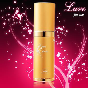 情趣用品 費洛蒙 嚴選推薦 Lure 女士頂級香氛 體香劑  30ml-吸引異性激發情愛 約會必備