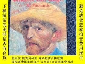 二手書博民逛書店Van罕見Gogh:30 Postcards 明信片Y443654 Taschen Publishing Be