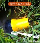 水泵 水泵家用抽水電動自吸式抽井水12v澆菜小型澆水機直流電抽水機 618購物節