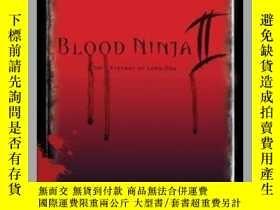 二手書博民逛書店Blood罕見Ninja IIY362136 Nick Lake Nick La... Simon &