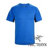 Arc'teryx 加拿大 始祖鳥 男 Ether快乾 短袖圓領衫『參宿藍』L06859 吸濕排汗透氣T-shirt短袖運動衫