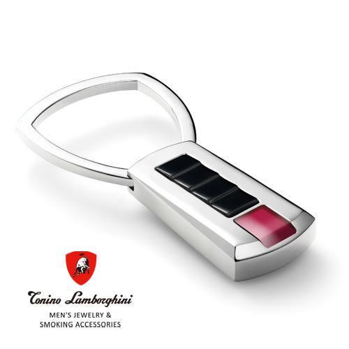 義大利 藍寶堅尼精品 -  IL PRIMO Collection 鑰匙圈(紅色) ★ Tonino Lamborghini 原廠進口 時尚必備行頭 ★