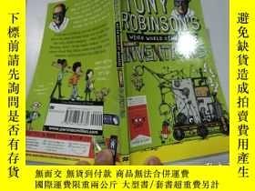 二手書博民逛書店tony罕見robinson s weird world of wonders托尼·羅賓遜的奇異世界Y2128