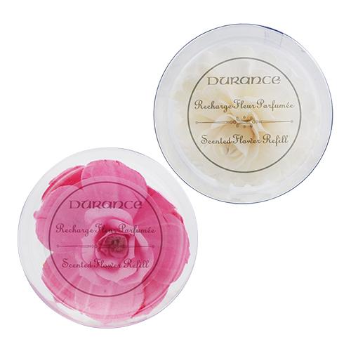 法國 Durance 朵昂思 白山茶/玫瑰 花形補充擴香藤枝 1入【BG Shop】2款可選