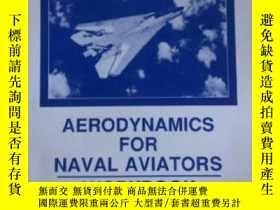 二手書博民逛書店Aerodynamics罕見For Naval Aviators: Workbook Vol. 1 (js3227