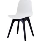餐椅 CV-770-10 7033PP白色餐椅【大眾家居舘】