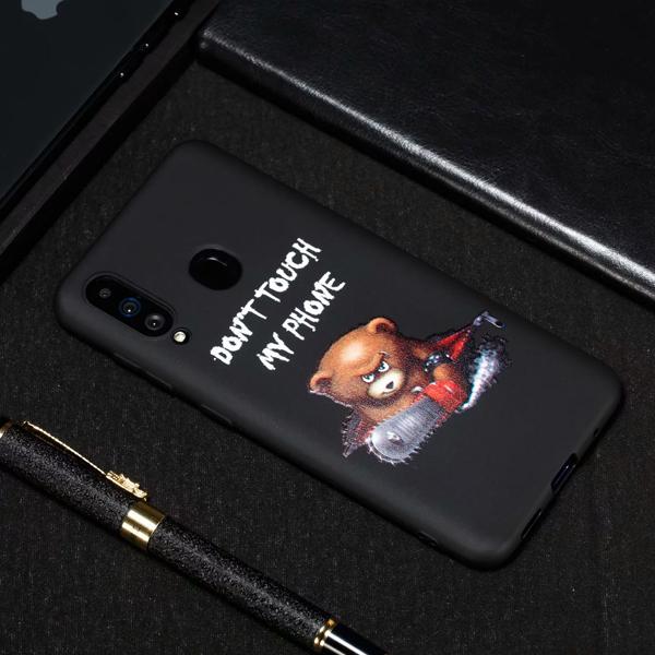 三星 A71 A51 M11 A31 GF彩繪殼 手機殼 全包邊 黑邊 軟殼 保護殼