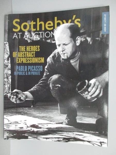 【書寶二手書T8/收藏_ESE】Sotheby s At Auction_Worldwide Highlights_20
