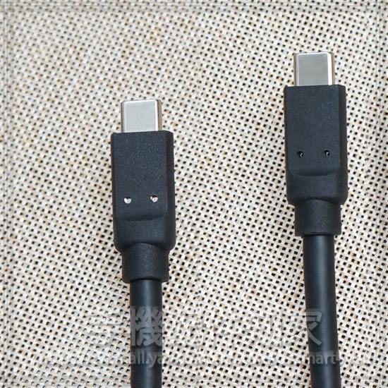 【1.8m】Type-C to Type-C 加粗充電傳輸線/雙頭 Type C 手機充電線/公對公-ZW