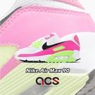 【六折特賣】Nike 休閒鞋 Wmns Air Max 90 白 粉 女鞋 氣墊 運動鞋【ACS】 CT1030-100