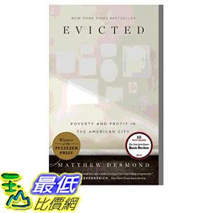 2019 美國得獎書籍 Evicted: Poverty and Profit in the American City