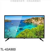 【南紡購物中心】奇美【TL-43A900】43吋電視