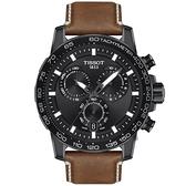 TISSOT天梭 Supersport 計時手錶-45.5mm T1256173605101